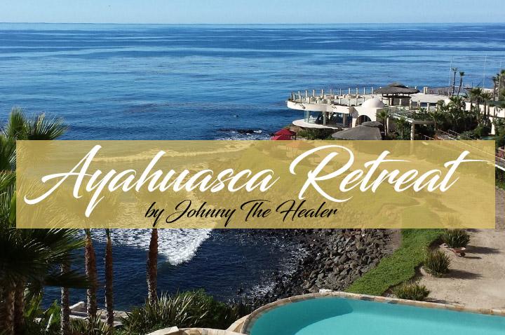 Ayahuasca Retreat by Johnny The Healer