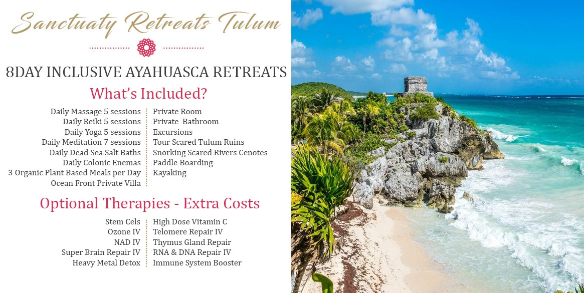 Ayahuasca Retreats Tulum