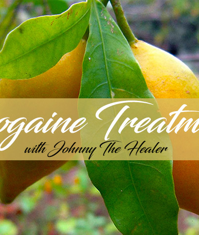 Ibogaine Treatment with Johnny the Healer