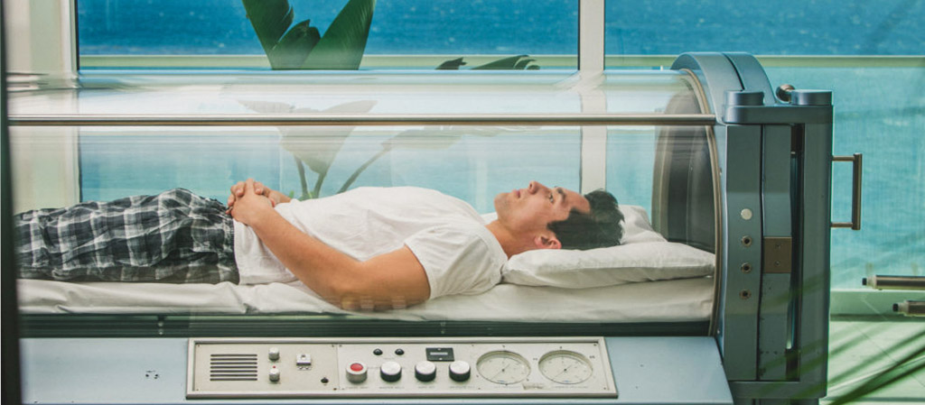 Hyperbaric Therapy Treatment HBOT